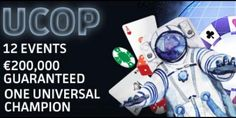 As titles go.... UNIVERSAL POKER CHAMPION ...has a nice ring to it, don't YOU think? http://www.betvictor.com/poker/en/content/promotions/ucop …