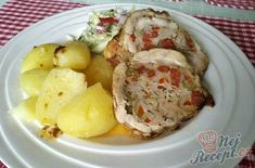 Chorizo, Baked Potato, Potatoes, Baking, Ethnic Recipes, Red Peppers, Bread Making, Patisserie, Potato