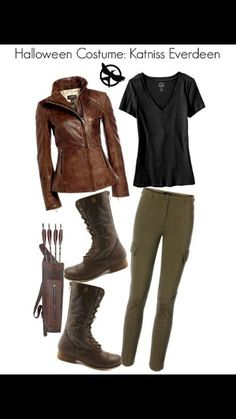 Katniss outfit
