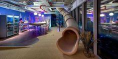 Google's crazy offices in Tel Avive.