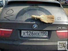 bmw rumunia, Funny Images, Photos Online, Funny Jokes, is a funny way in life!