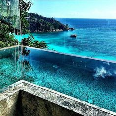 """""""Four Seasons, Seychelles.  #fourseasons #seychelles #travel #global #touring #globaltouring #tourism #amazing #places #around #theworld #best #destinations #instalike #instamag #instadaily #instafollow #bestdailypic #picoftheday #adventure #dailyescape #explore #TLpicks #wow #lovely"""" Photo taken by @globaltouring on Instagram, pinned via the InstaPin iOS App! http://www.instapinapp.com (02/24/2015)"""