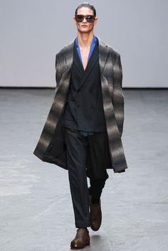 Casely-Hayford Fall 2015 Menswear Collection Photos - Vogue