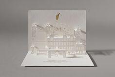 Top 10 incríveis trabalhos com papel – Design Culture