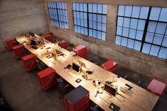 Long Wood Workspace