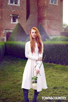 Sophie-Turner-Town-Country-Magazine-Spring-2015-Erdem-Rlaph-Lauren-Christian-Dior-Prada-Issue-Tom-Lorenzo-Site-TLO (2)