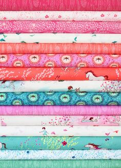 Wee Wander Fabric Collection | Sarah Jane for Michael Miller Fabrics