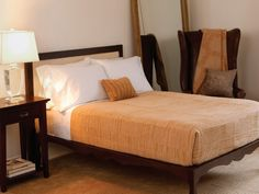 British Khaki is one of the new lines from the Morgan Collection. THE MORGAN COLLECTION COMPLETES THAT HOTEL LOOK