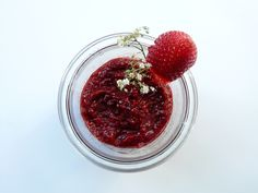 Strawberry Chia-Seed Jam