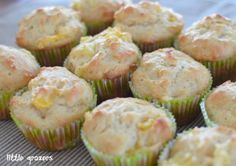 I made these a while back, but had forgot to take some pictures to post the recipe and a few readers have asked for the recipe, as they saw the muffins in one of my sons lunch box pictures. So I ma…