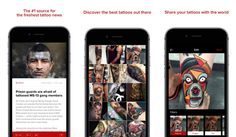 Tattoodo is an app that will help you nail down your next tattoo design