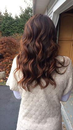 #hair #brown #red