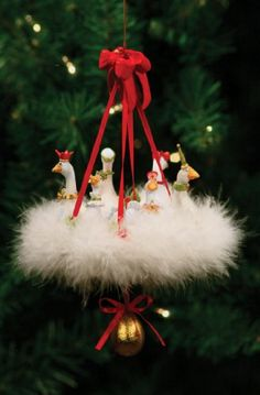 Patience Brewster Krinkles 6 Geese A Laying 12 Days Christmas Ornament Patience Brewster,http://www.amazon.com/dp/B005K8VGX2/ref=cm_sw_r_pi_dp_DyGrtb0HCXFYAE6E