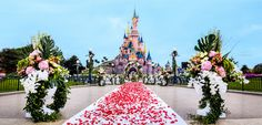 Married in the magic kingdom: Disneyland Paris launches Fairy Tale Weddings — DLP Today • Disneyland Paris News & Rumours