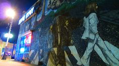 1000 images about public spaces and public art on for Abbey road mural