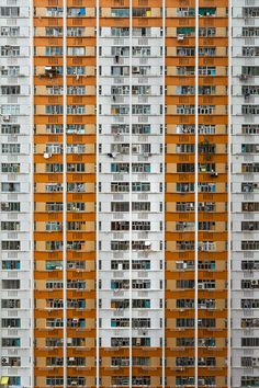 Photo Series 'Stacked' Showcases The Stunning Geometry Of Hong Kong's Public Housing The Huffington Post | By Avery Stone Email