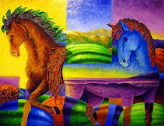 Galerie de Peinture Contemporaine   Art Online - ArTy cOlOr GaLLerY