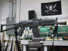 - Rifle Dynamics
