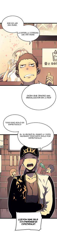 Las 35 mejores imágenes de Solo Leveling Manga 67 Español en 2019