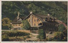 Utah Postcard 1930's.Hagins collection.