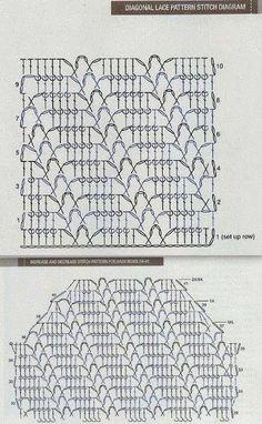 rendado diagonal