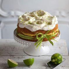 Lemoncake meringuéDécouvrez la recette du lemoncake meringué.Recette issue de Gâteaux et douceurs à IG bas, Marie Chioca, éd. Terre Vivante.