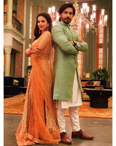 Bollywood Couples, Bollywood Girls, Bollywood Stars, Cute Celebrities, Indian Celebrities, Bollywood Celebrities, Indian Fashion Dresses, Fashion Outfits, South Indian Silk Saree