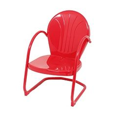 Metal Tulip Chair  Furniture  Brylanehome...I want 2 of these
