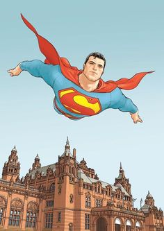 Superman de Frank Quitely.