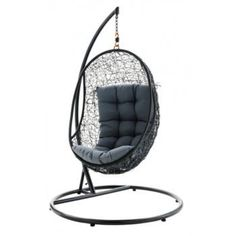 chaise suspendue patio ogni pour exterieur ou interieur. Black Bedroom Furniture Sets. Home Design Ideas