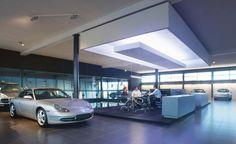 Porsche showroom Oirschot