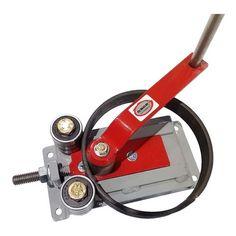 Metal Bending Tools, Metal Working Tools, Metal Tools, Metal Projects, Welding Projects, Tiling Tools, Metal Bender, Steel Art, Garage Tools