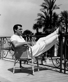 Cary Grant Style Icon - Reiss Men's Fashion Blog