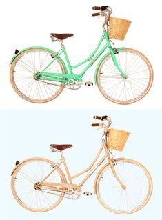 Papillionaire Bicycles – new colours