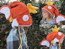 Crochet Magikarp hat!