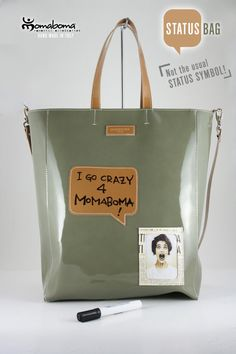 Momaboma STATUS BAG  Special price for fans by Momaboma on Etsy, €99.00