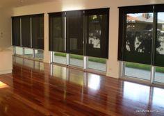 Grey Sun Screen Blinds For Bifold Door Voiles Pinterest