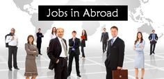 We are looking for talented employees for various #JobsinAbroad, If you are interested in applying for a jobs please register by visiting at http://www.jobsog.com/jobseeker-register/