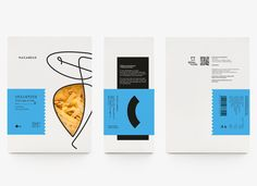 Creative Agency: Luminous Design Group  Project Type: Produced, Commercial Work  Packaging Content: Pasta  Location: Athens, Greece   A pa...