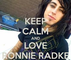 Ronnie Radke ♥