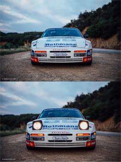 1988 Porsche 944 951 Turbo Cup
