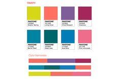 Cor do ano: descubra qual das apostas para 2019 combina mais com você Trippy, Pantone, Lemonade, Bar Chart, Base, Colors, Pink, Design, Color Of The Year