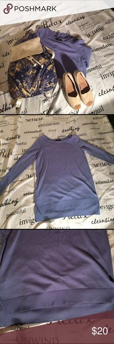 Ann Taylor Sweater Pull over sweater. Can be worn so many ways. All items available on my page. Ann Taylor Sweaters Crew & Scoop Necks