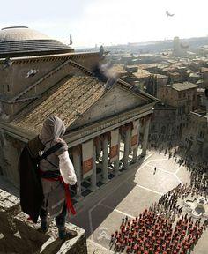 Ezio Auditore da Firenze, by marvelousRoland