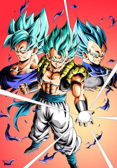 (Dragon Ball Super Broly) by PrinceofDBZGames on DeviantArt Dragon Ball Image, Dragon Ball Gt, Blue Dragon, Goku Blue, Akira, Symbole Protection, Majin, Gogeta And Vegito, Manga Anime
