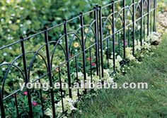 decorative garden fences. Rabbit Proof Garden Fence  View Vegetable Fencing QDYC Product Details From Qingdao Yongchang Iron Plastic Co Ltd On Alibaba Com Small Square Decorative Garden Fencing Reed And