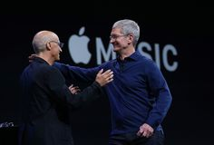 Apple to Revamp Streaming Music Service After Mixed Reviews, Departures - Bloomberg