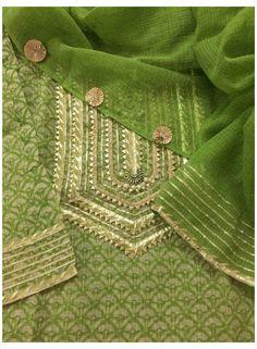 Salwar Neck Designs, Kurta Neck Design, Neck Designs For Suits, Kurta Designs Women, Dress Neck Designs, Blouse Designs, Stylish Dresses For Girls, Stylish Dress Designs, Designs For Dresses