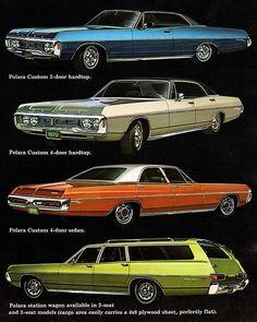 1970 Dodge Polaras