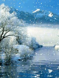 Neve animata | Immagini gratis per il tuo blog